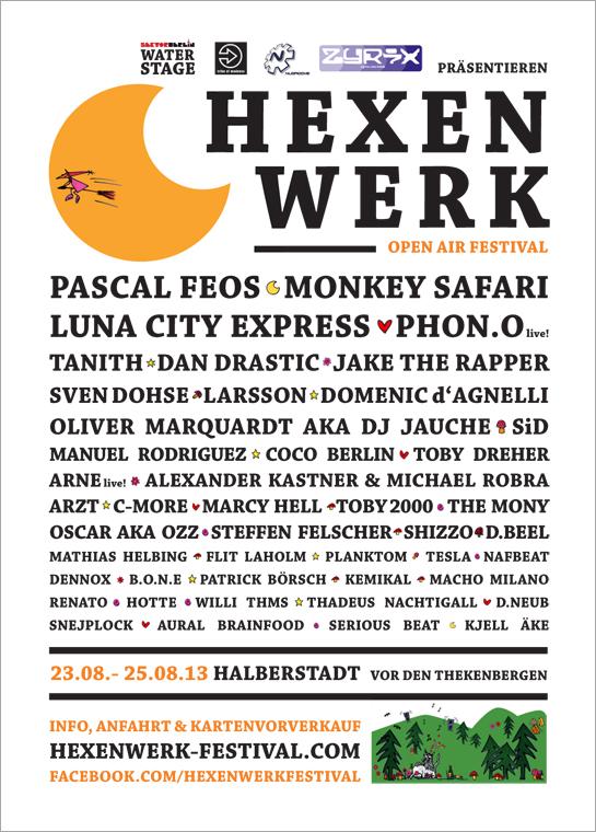 Hexenwerk Festival Halberstadt Coco Berlin